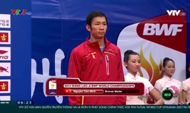 3 phút cùng sao: Nguyễn Tiến Minh và những khoảnh khắc đáng nhớ