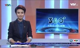 360 độ thể thao - 19/4/2017