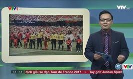 Thể thao trưa - 24/7/2017