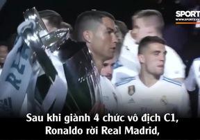 [Câu chuyện thể thao] Những bài học cuộc sống bạn học được từ Ronaldo