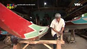 Chuyện biển chuyện người: Người đóng thuyền đua xứ Quảng