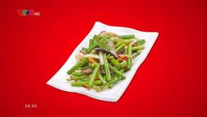 Món ngon mỗi ngày: Chạo chay sả cây