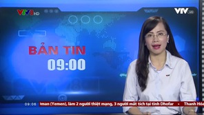 Bản tin 9h VTV8 - 27/5/2018