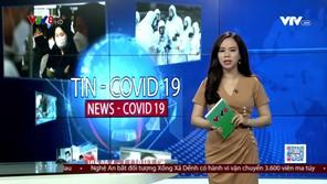 Tin nóng Covid - 19 trưa - 09/4/2020