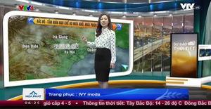 Bản tin thời tiết 6h30 - 17/01/2018