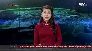 Bản tin 18h VTV8 - 22/02/2018