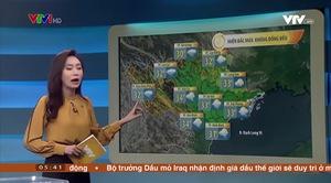 Bản tin thời tiết 5h30 - 20/9/2021