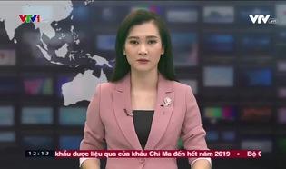 Thời sự 12h VTV1 - 20/10/2018