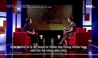 Talk Vietnam: Người bạn Nhật của nông dân Việt Nam