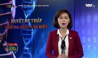 Tư vấn sức khỏe: Huyết áp thấp những điều cần biết