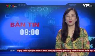 Bản tin 9h VTV8 - 24/4/2018