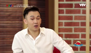 Chuyện của sao: Ca sĩ Dương Triệu Vũ