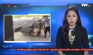 Bản tin 16h VTV8 - 18/6/2018