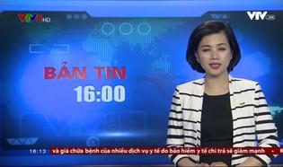 Bản tin 16h VTV8 - 19/6/2018