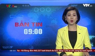 Bản tin 9h VTV8 - 19/6/2018