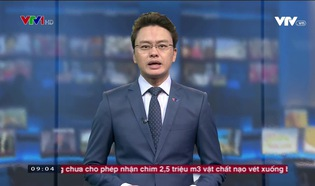 Thời sự 9h VTV1 - 17/8/2018