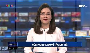 Thời sự 8h VTV1 - 24/01/2019