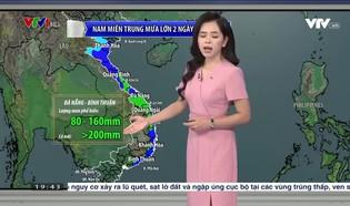 Bản tin thời tiết 19h45 - 19/9/2021