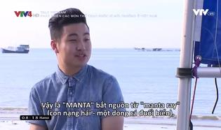 Talk Vietnam: Phát triển các môn thể thao nước vì môi trường Việt Nam