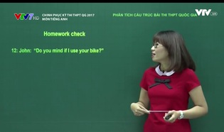 Chinh phục kỳ thi THPT QG - 12/6/2017