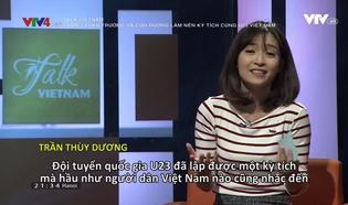 Talk Vietnam: Lương Xuân Trường và con đường làm nên kỳ tích cùng U23 Việt Nam
