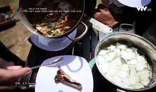 Talk Vietnam: Việt Nam trên bản đồ ẩm thực thế giới