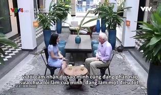 Talk Vietnam: Manus Campbell - hành trình hàn gắn tại Việt Nam