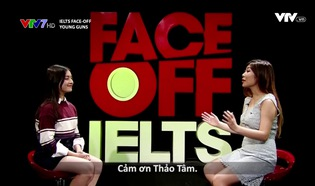 IELTS FACE OFF: Young guns