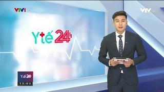 Y tế 24h - 22/7/2019