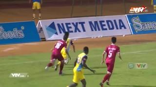 Sanna Khánh Hòa BVN 3-0 DNH Nam Định: Patiyo lập công (64')