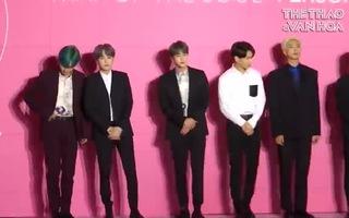 BTS kêu gọi ngừng phân biệt đối xử với người châu Á