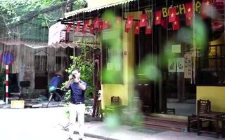"""Nhà thơ 8x thực hiện MV """"Hà Nội từng ngày vẫn thế"""""""