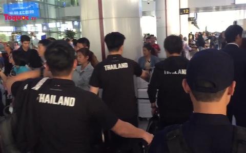 Đội tuyển Thái Lan tỏ ra bình thản trước trận chạm trán Việt Nam trên sân khách