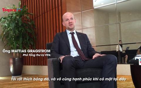 Phó Chủ tịch FIFA: