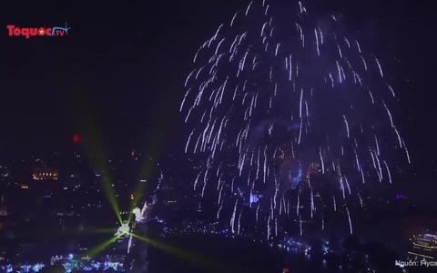 Hà Nội tổ chức 30 điểm bắn pháo hoa đêm giao thừa Tết Nguyên đán 2020
