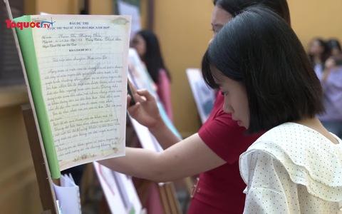 Đại sứ văn hóa đọc giao lưu với trường PTCS Nguyễn Đình Chiều