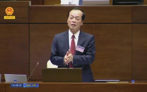 Sai phạm nhà 8B Lê Trực, HH Linh Đàm, trách nhiệm thuộc về TP Hà Nội, không phải của Bộ Xây dựng