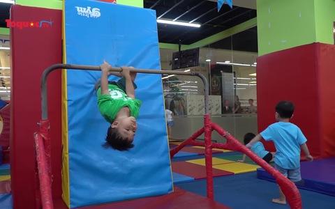 Phát triển sự tự tin cho trẻ thông qua sự vận động