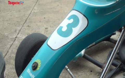 Cơ hội trải nghiệm trường đua F1 của các tay đua nhí