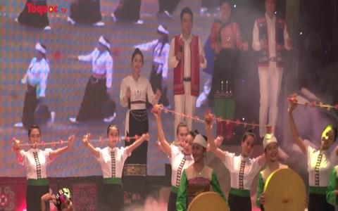 Khai mạc Ngày hội văn hóa, thể thao, du lịch vùng Tây Bắc 2019