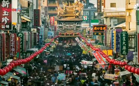 Thành phố Vũ Hán hoang vắng sau khi bị phong tỏa