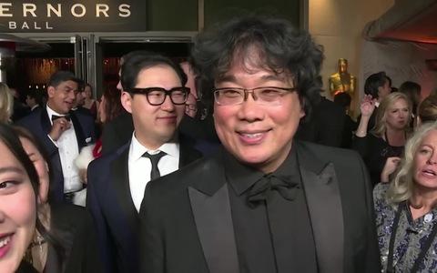 Đạo diễn Bong Joon Ho nói gì sau khi đoạt liền các giải Oscar quan trọng?