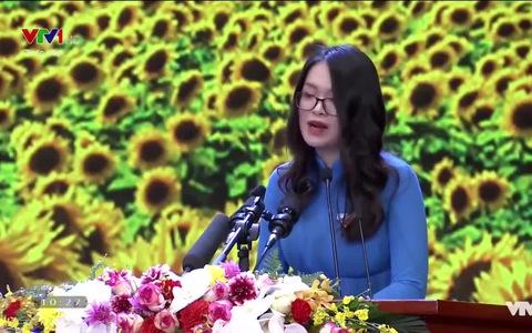 Sinh viên Nguyễn Thùy Linh: Người có bài phát biểu xúc động đại diện thế hệ trẻ tại Lễ kỷ niệm 90 năm ngày thành lập Đảng CSVN