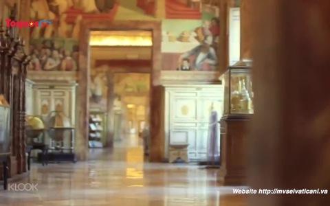 Ở nhà vẫn có thể tham quan bảo tàng ở Vatican