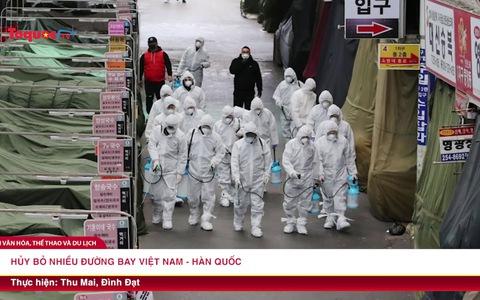 Hủy bỏ nhiều đường bay Việt Nam - Hàn Quốc