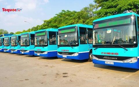100 xe buýt sẵn sàng phục vụ đưa người hoàn thành cách ly về địa phương
