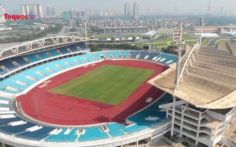 Khu liên hợp Thể thao Quốc gia luôn sẵn sàng cho các sự kiện thể thao quốc tế