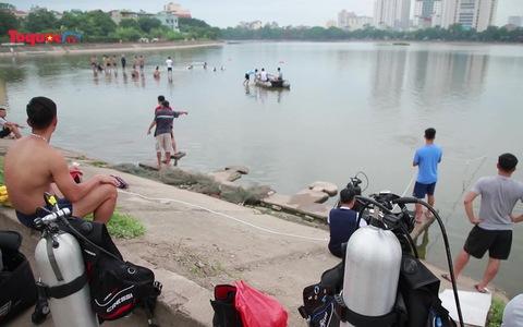 Lực lượng cảnh sát PCCC&CNCH đẩy mạnh huấn luyện nâng cao cứu nạn dưới nước