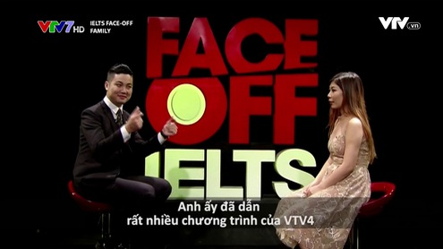IELTS FACE OFF: Family