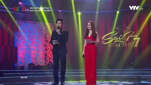Sài Gòn đêm thứ Bảy - 17/6/2017
